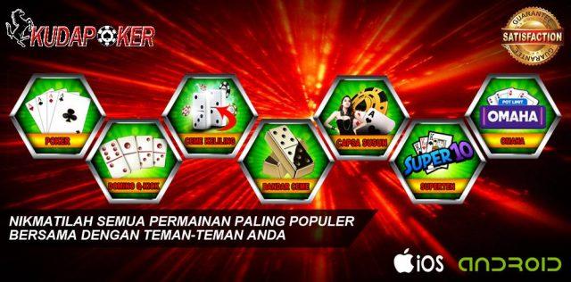 Bermain Poker Dengan Uang Asli Di Kudapoker